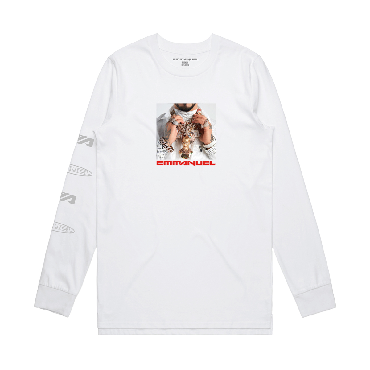 EmmAnuel Long-Sleeve Tee