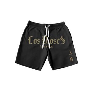 Los Dioses Black Shorts