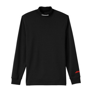 EmmAnuel Mock Neck Sweater
