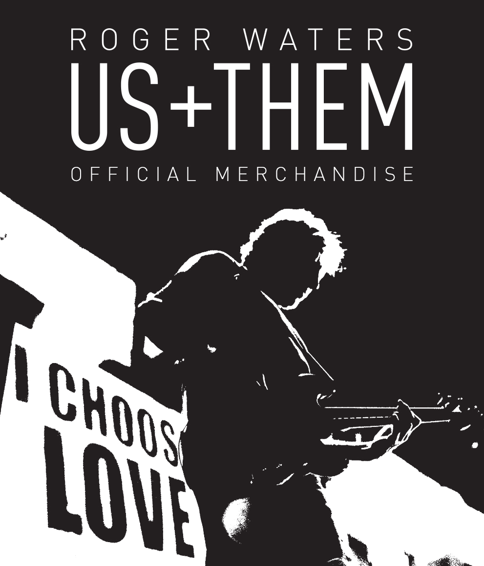 Limited Edition Us+Them | Merchandise now available. Pre-order now.