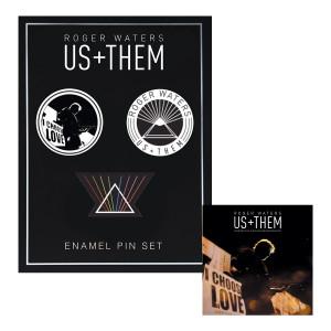 Us + Them + Pin Set