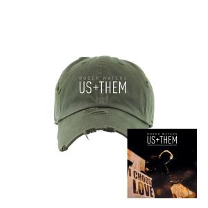 Us + Them + Hat