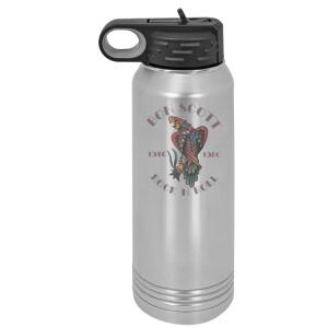 Tattoo Polar Camel Water Bottle
