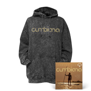 Cumbiana Hoodie + Digital Album Download