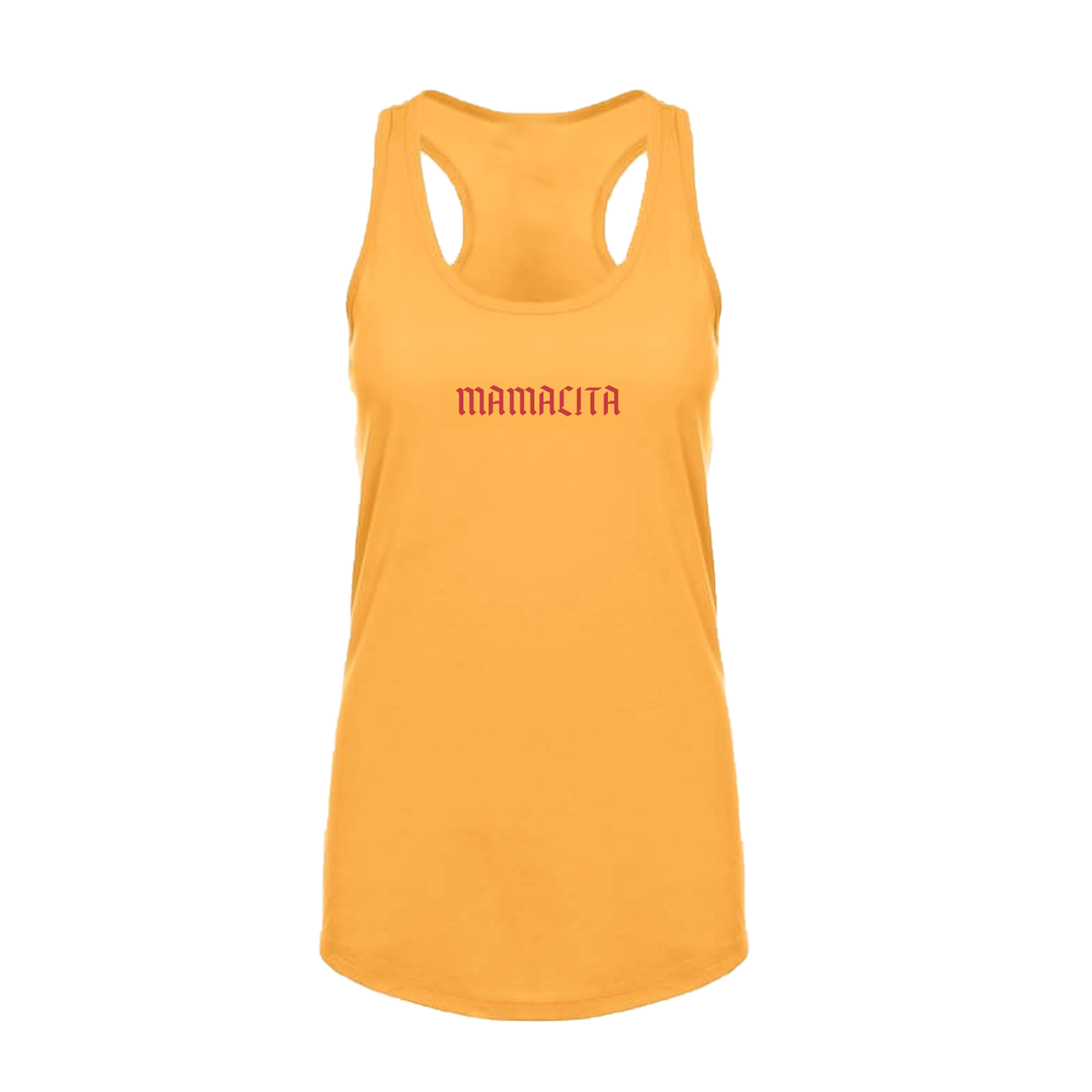 Gold Mamacita Tank + Digital Download