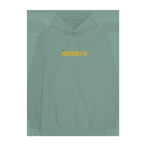 Turquoise Mamacita Hoodie