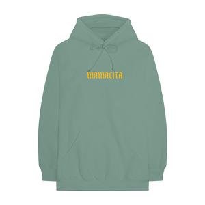 Turquoise Mamacita Hoodie + Digital Download