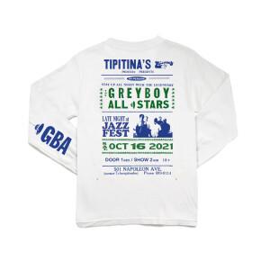 Tipitina's 2021 Long Sleeve T-Shirt