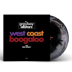 West Coast Boogaloo Marble Vinyl