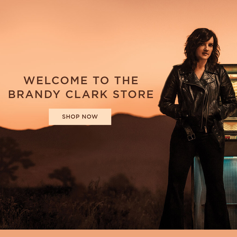 Welcome to the Brandy Clark store | Shop now