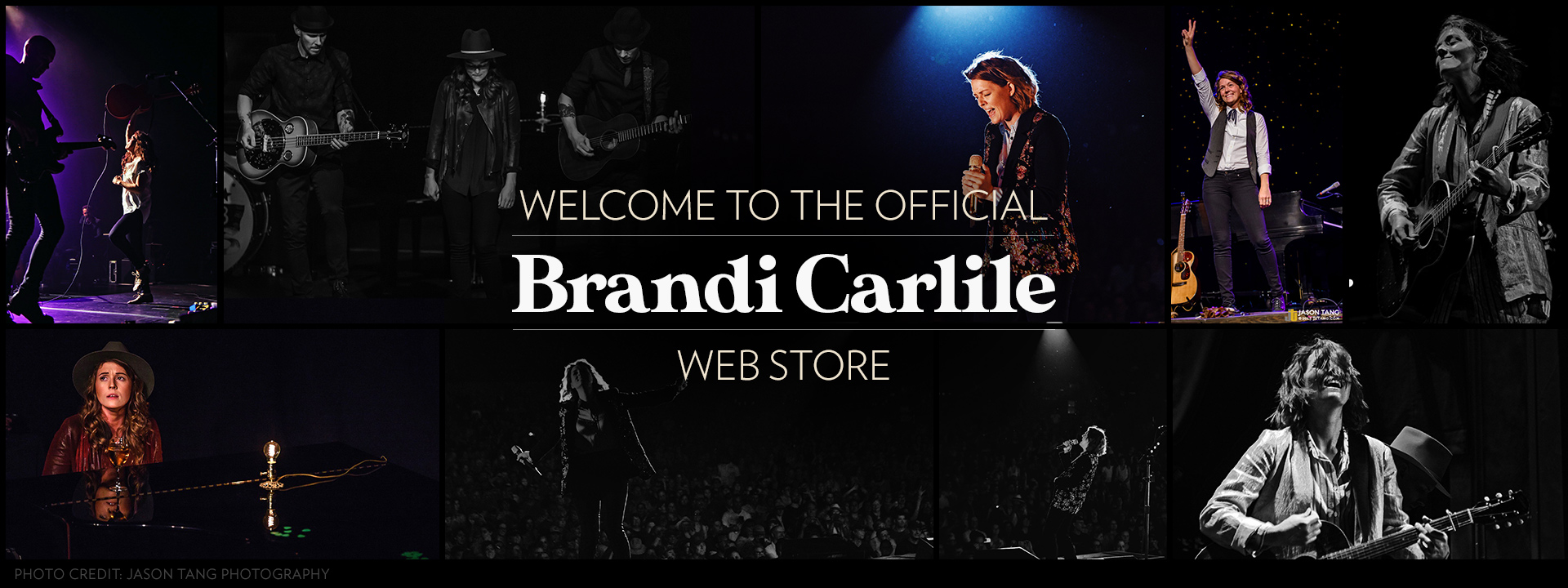 Welcome to the Official Brandi Carlile Store