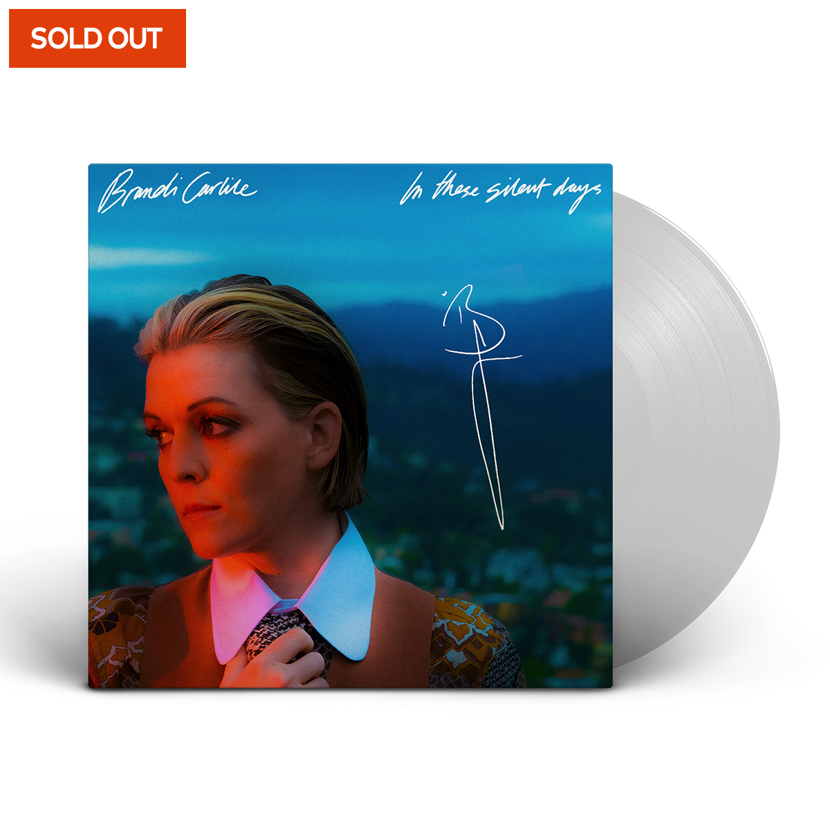 Signed In These Silent Days Vinyl