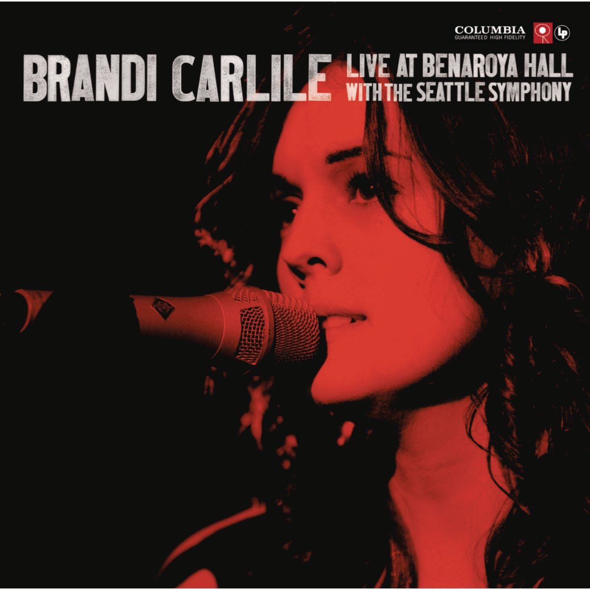Live at Benaroya Hall with the Seattle Symphony CD