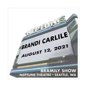 Bramily Neptune Theatre Lithograph