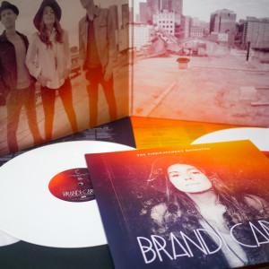 The Firewatcher's Daughter Vinyl - WHITE