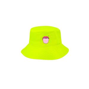 Talk Dirty Yellow Bucket Hat