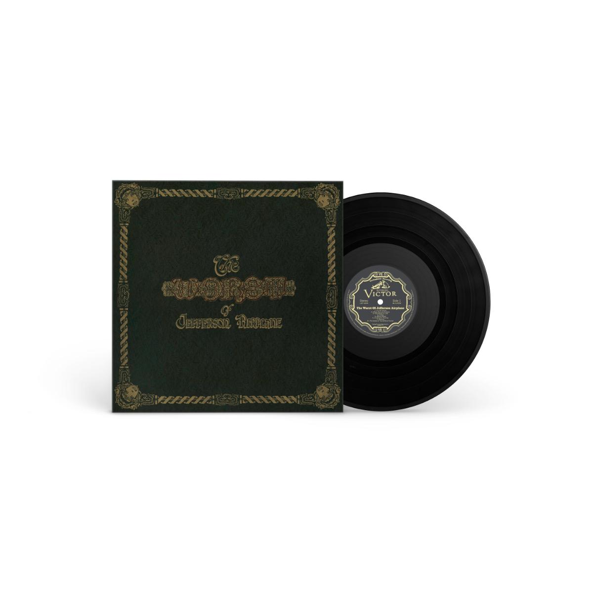 Jefferson Airplane The Worst Of Jefferson Airplane 1-LP 180g Vinyl