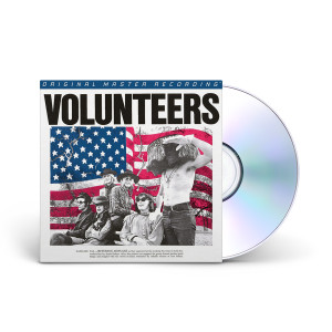 Jefferson Airplane Volunteers, Numbered Hybrid SACD