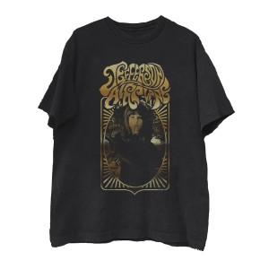 Grace Slick Gold Photo T-Shirt