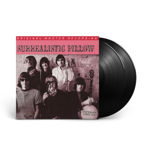 Jefferson Airplane Surrealistic Pillow, Numbered 180g 45rpm Mono Vinyl 2LP