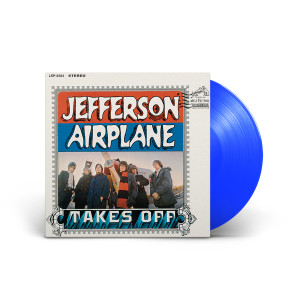 Takes Off (180 Gram Audiophile Translucent Blue Vinyl)