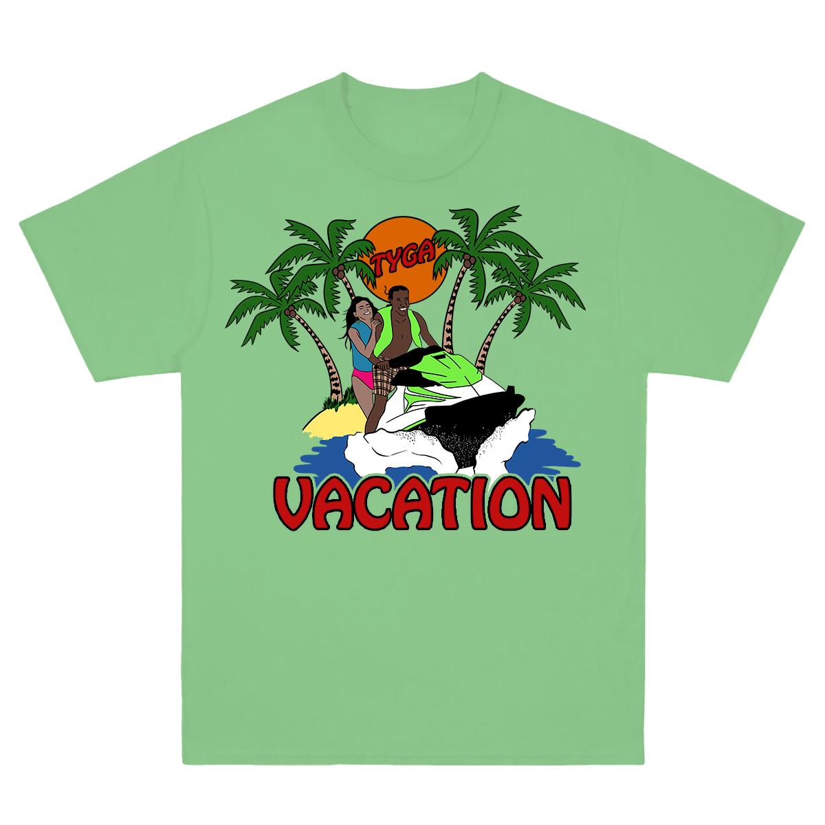 Vacation Jet Ski Tee