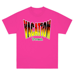 Vacation Pink Tee
