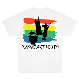 Vacation Drinks Tee