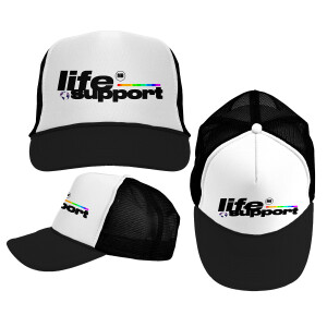 Life Support Trucker Hat