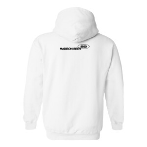 Life Support Art White Hoodie