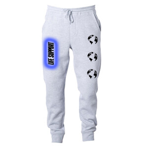 Life Support Art Grey Sweatpants