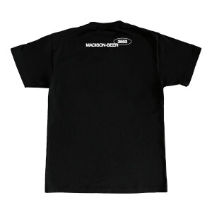 Life Support Art Black T-Shirt
