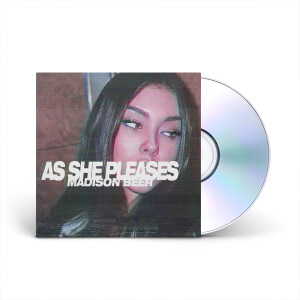As She Pleases CD