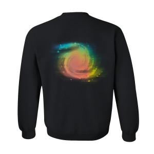 Black Rainbow Sweatshirt