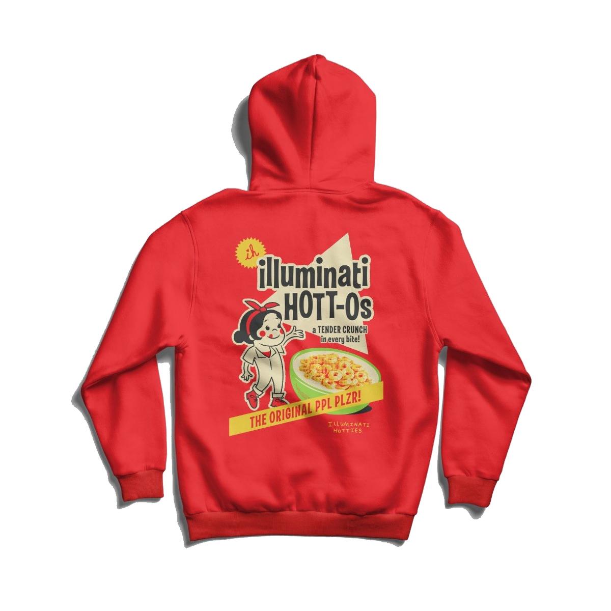 Illuminati Hotties Hott-Os Sweatshirt