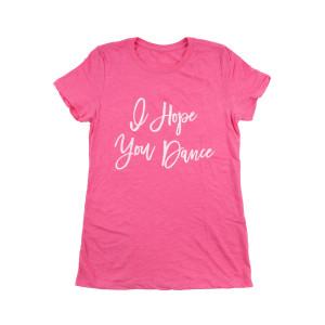 IHYD Pink T-shirt