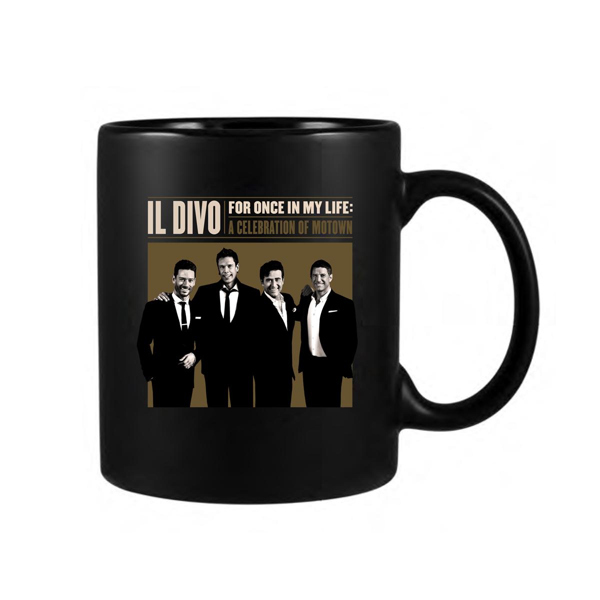 Il Divo Coffee Mug