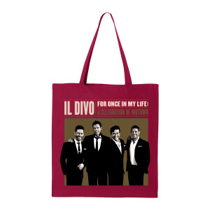 For Once In My Life Tote Bag