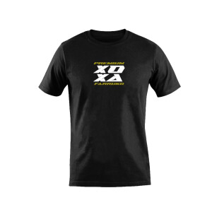 XOXA BLACK T-SHIRT