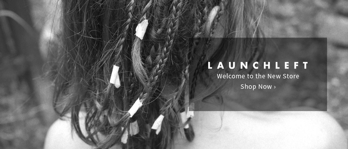 LaunchLeft | Welcome to the new store | Shop now