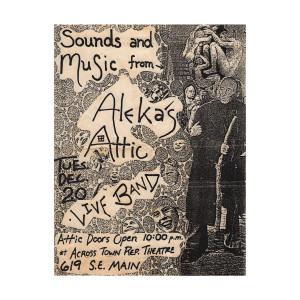 Aleka's Attic Vintage Poster