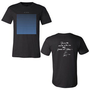 River T-Shirt - Black
