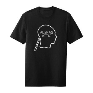 Aleka's Attic Ladder Tee