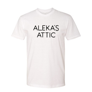 Aleka's Attic Logo Tee