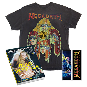 AUTOGRAPHED Book Band Illustration Tee Bundle
