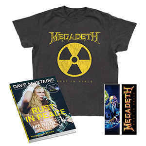 AUTOGRAPHED Book Nuclear Tee Bundle