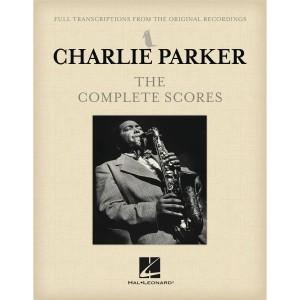 CHARLIE PARKER – THE COMPLETE SCORES