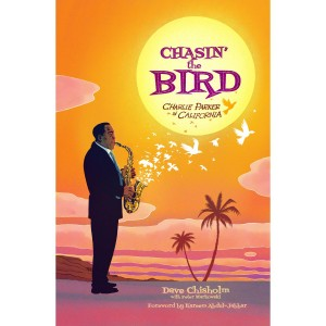 Charlie Parker - Chasin' The Bird Standard Edition (Graphic Novel and Recording)