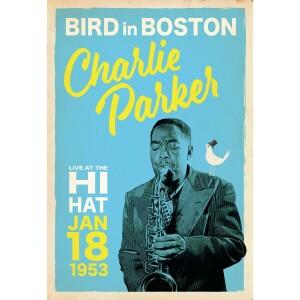Charlie Parker in Boston Print
