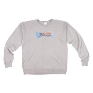 Bird 100 Gray Sweatshirt